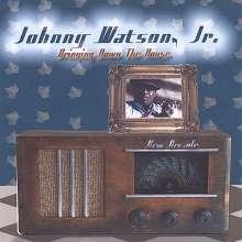 Johnny 'Guitar' Watson: Bringing Down The House, CD