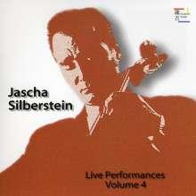 Carl Davidoff (1838-1889): Live Performances-4, CD