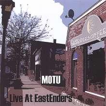 Motu: Motu Live At Eastenders, CD