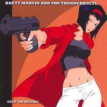 Brett Marvin: Keep On Moving, CD