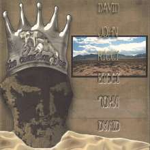 David John Ricci: Chameleon King, CD