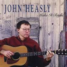 John Heasly: Make It Right, CD