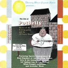 Potbelly: Master Of The 6 String Guitar, CD