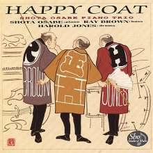 Shota Osabe: Happy Coat, CD