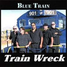 Train Wreck: Blue Train, CD