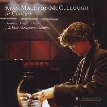Ryan MacEvoy McCullough in Concert, CD