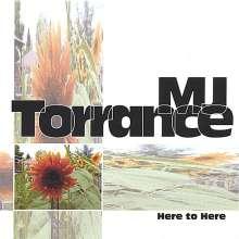 Mj Torrance: Here To Here, CD