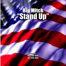 Big Mitch: Stand Up, CD