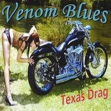 Venom Blues: Texas Drag, CD
