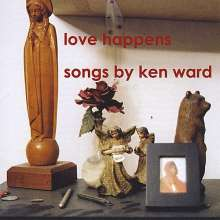 Ken Ward: Love Happens, CD
