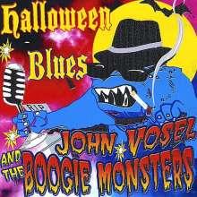 John Vosel: Halloween Blues, CD