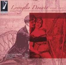 Loreglio Donato (1841-1907): Kammermusik für Harfe, CD