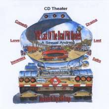 Freeway Musicals: Last Of The Brad Pitt Models, CD