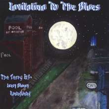 Terry Blankley: Invitation To The Blues, CD
