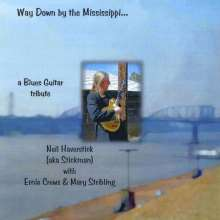 Neil Haverstick: Way Down By The Mississippi, CD