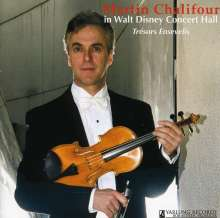 In Walt Disney Concert Hall, CD