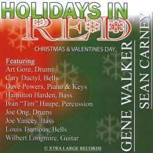 Gene Walker: Holidays In Red, CD