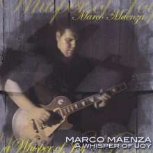 Marco Maenza: Whisper Of Joy, CD