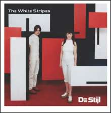 The White Stripes: De Stijl, CD