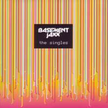 Basement Jaxx: The Singles (180g) (Limited Edition) (Colored Vinyl), 2 LPs