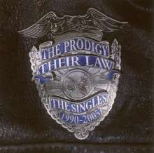 The Prodigy: Their Law - The Singles 1990-2005 (Silver Vinyl)