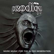 The Prodigy: More Music For The Jilted Generation, CD