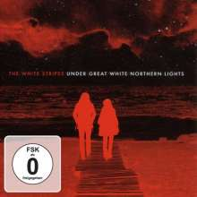 The White Stripes: Under Great White Northern Lights: Live 2007 (CD + DVD), CD