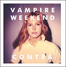 Vampire Weekend: Contra, LP