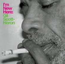 Gil Scott-Heron (1949-2011): I'm New Here, CD