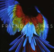 Friendly Fires: Pala, CD