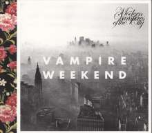 Vampire Weekend: Modern Vampires Of The City (Jewelcase im Schuber), CD