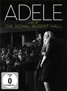 Adele (geb. 1988): Live At The Royal Albert Hall 2011, 1 DVD und 1 CD