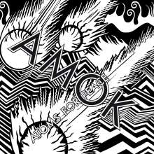 Atoms For Peace: Amok, CD