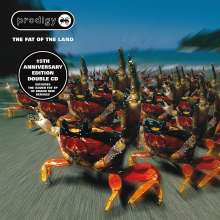 The Prodigy: The Fat Of The Land (15th Anniversary Bonus Edition inkl. The Added Fat EP), 2 CDs