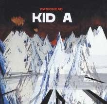 Radiohead: Kid A (180g), 2 LPs