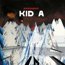 Radiohead: Kid A, CD