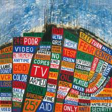 Radiohead: Hail To The Thief, CD