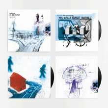 Radiohead: OK Computer OKNOTOK 1997-2017 (remastered) (180g), 3 LPs