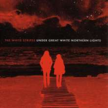 The White Stripes: Under Great White Northern Lights: Live 2007 (CD + DVD), 1 CD und 1 DVD