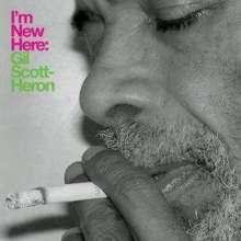 Gil Scott-Heron (1949-2011): I'm New Here, LP