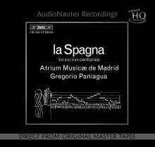 La Spagna - 32 Versionen des Liedes (Ultimate High Quality CD), CD