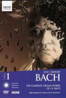 Johann Sebastian Bach (1685-1750): Sämtliche Orgelwerke Vol.1, DVD