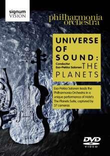 Gustav Holst (1874-1934): The Planets op.32, DVD