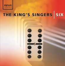 King's Singers - Six, Maxi-CD