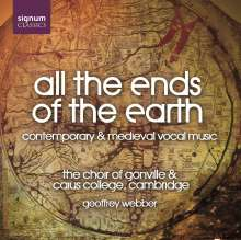 Gonvill & Caius College Choir - At The Ends of the Earth, CD