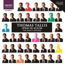 King's Singers singen Thomas Tallis - Spem in Alium, Super Audio CD