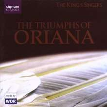 King's Singers - The Triumphs of Oriana, CD