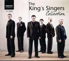 King's Singers Collection, 5 CDs