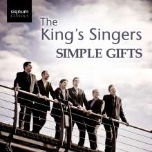 King's Singers - Simple Gifts, CD