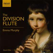 The Division Flute, CD